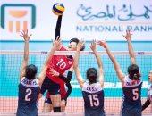 ناشئات طائرة الصين يتأهلن إلى ربع نهائى بطولة العالم