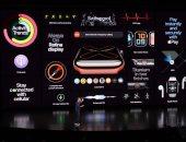 أبل تكشف رسميا عن ساعتها الذكية الجديدة Apple Watch Series 5