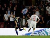 إنجلترا ضد كوسوفو.. الضيوف يسجلون هدفًا بعد 34 ثانية فقط!