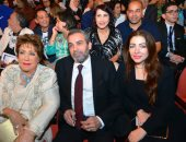 انطلاق حفل افتتاح مهرجان المسرح التجريبى بحضور نجوم الفن