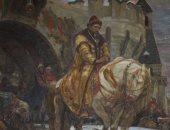 متحف بأوكرانيال يعيد لوحة إيفان الرهيب بعد سرقتها فى الحرب العالمية الثانية