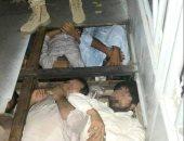 شرطة أبوظبى تحبط تهريب 18 عاملا لداخل الإمارات عبر منفذ بالعين