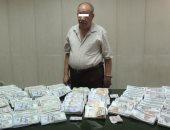مغارة على بابا.. ضبط مئات آلاف من العملات الأجنبية بحوزة شخصين بالقاهرة