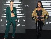 بالبيجاما وأشياء أخرى.. هكذا ظهرت نجمات هوليود بعرض أزياء Savage x Fenty