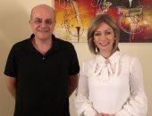 """الموسيقار باسم درويش ضيف """"عين"""" على قناة الحياة.. اليوم"""