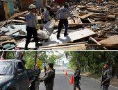 صور.. العالم هذا الصباح.. أمريكا تحيى الذكرى الـ18 لهجمات 11 سبتمبر.. واندلاع حرائق هائلة فى غابات الأمازون بولاية روندونيا بالبرازيل.. وانتشال عشرات الجثث بسبب إعصار دوريان فى فلوريدا