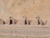 اكتشاف مجمع مقابر يعود تاريخه إلى ألفى سنة بوسط الصين