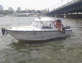 قوات الإنقاذ النهرى تنتشل جثة طافية على نهر النيل بالقناطر الخيرية