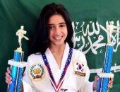 كندة المعاوى طفلة سعودية تحقق بطولات عالمية بالتايكوندو.. تعرف عليها