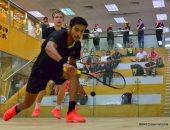 محمد الشربينى يتأهل إلى نصف نهائى بطولة هونج كونج للاسكواش