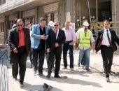 رئيس جامعة طنطا: إنهاء أعمال الإنشاءات بمستشفى الجراحات الجديد والبدء بالتشطيبات