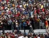 الآلاف يتدافعون فى زيمبابوى لإلقاء نظرة الوداع على جثمان روبرت موجابى