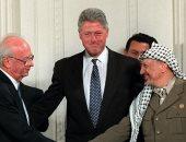 زى النهادرة.. توقيع اتفاقية أوسلو بين فلسطين وإسرائيل