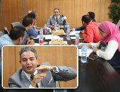 """""""الإعلاميين"""" تشكل لجنة لإدارة أزمة كورونا وتوفر الكمامات بدعم يصل إلى 50%"""