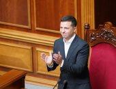 """رئيس أوكرانيا يعلن وضع خارطة طريق لتنفيذ اتفاقيات """"مينسك"""""""