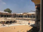 مدير ترميم قصر محمد على: وثقنا ألوان القصر فوتوغرافيا قبل بدء المشروع