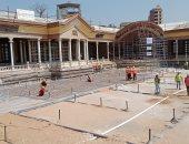 """صور .. """"الآثار"""": افتتاح قصر محمد على بشبرا الخيمة 30 يونيو 2020 بحضور السيسى"""