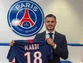 إيكاردي يستعد للظهور الأول مع باريس سان جيرمان ضد ستراسبورج