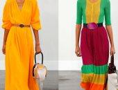 """""""جابرييلا هيرست"""" تقدم أول عرض أزياء صديق للبيئة فى أسبوع الموضة بنيويورك"""