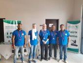 المنظمة المصرية لمكافحة المنشطات تفاجئ منتخبات بطولة العالم للطائرة