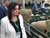 صور.. نائب وزير الزراعة تشارك فى معرض سباس الدولى بفرنسا للإنتاج الحيوانى