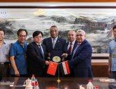 """صور.. جامعة طنطا توقع بروتوكول تعاون مع """"جواندونج الصينية"""""""