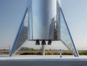 SpaceX تنتظر إذن إطلاق نموذج Starship التجريبى لـ12 ميلا فى الهواء