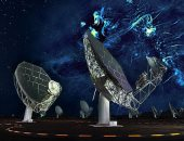 اكتشاف هياكل ضخمة تشبه البالون فى مجرة درب التبانة.. ممكن تكون إيه