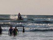 رئيس مدينة رأس البر :انقاذ 21 حالة من الغرق وتسليم 237 طفل مفقود إلى ذويهم