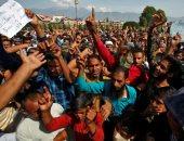 مظاهرات فى كشمير تتحول إلى أعمال عنف مع الشرطة الهندية