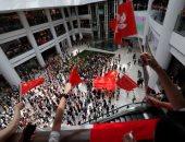 أبل تسحب تطبيقا إلكترونيا يدعم متظاهرى هونج كونج
