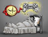 كاريكاتير الصحف البحرينية.. نام بدرى علشان بكرة مدرسة