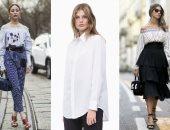 صور.. أبرز ملابس الخريف المتصدرة على منصات موضة 2020