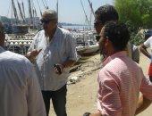 رئيس مدينة الأقصر: نستعد لبدء العمل فى تطوير كورنيش النيل بالبر الغربى