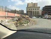 سكان المنطقة التاسعة بمدينة نصر تحاصرهم مخلفات سوق المنهل