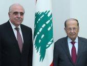 نقيب الصحفيين اللبنانى: الصحافة والإعلام يعيشان واقعا مأساويا ولابد من دعمهما
