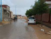 مطروح تستعد لحصاد أمطار الشتاء ومواجهة آثار السيول وتجمعات المياه