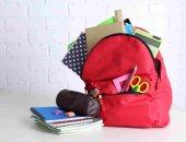 بخطوات بسيطة.. نصائح لتنظيف الحقيبة المدرسية القديمة