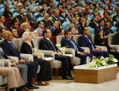 السيسي يواصل مصارحة المصريين في المؤتمر الوطنى الثامن للشباب