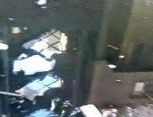 قارئة تشكو من انتشار مياه الصرف الصحى بمساكن السلام القاهرة
