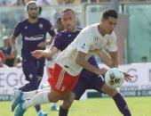 يوفنتوس يخسر أول نقطتين فى الدوري الإيطالي بتعادل سلبى ضد فيورنتينا