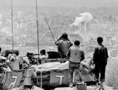 فى سبتمبر 1982.. إسرائيل تحتل العاصمة اللبنانية بيروت بشكل كامل