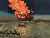 زى النهاردة عام 1894.. هزيمة الجيش اليابانى للصين