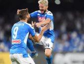 نابولى يتخطى سامبدوريا بثنائية فى الدوري الإيطالي.. فيديو