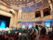 مؤتمر الشباب يكرم أبطال مصر الفائزين بالمركز الأول فى بطولة الألعاب الأفريقية
