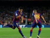 برشلونة يسحق فالنسيا بخماسية فى الدوري الإسباني.. فيديو