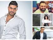 أغنيات جديدة لخالد سليم وصابر الرباعى بتوقيع هشام صادق