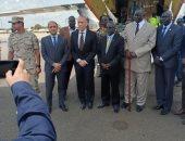 مصر ترسل شحنات مساعدات إلى الأشقاء فى جنوب السودان