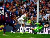 ريال مدريد يسعى لإنهاء عقدة استمرت عامين ضد ليفانتي