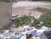 قارئ يشكو من  استمرار تراكم القمامة بمدينة نصر